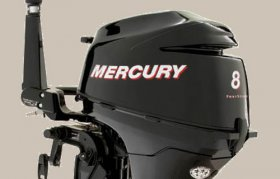 Mercury 8.0 Fourstroke Outboard