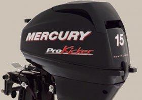 15 HP ProKicker FourStroke Outboard
