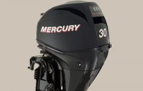 30 Hp Mercury FourStoke Outboard