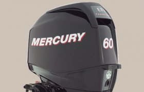 Mercury 60 HP EFI FourStroke Outboard