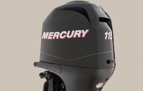 Mercury 115 HP EFI FourStroke Outboard