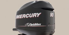 Mercury 90 Optimax Outboard