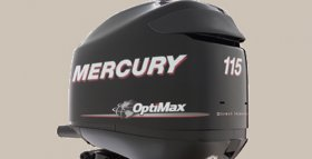 Mercury 115 Optimax Outboard