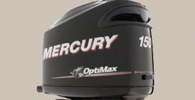 Mercury 150 HP Optimax Outboard