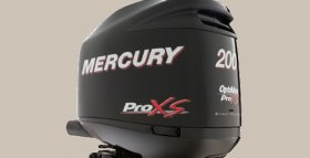 Mercury 200 Pro Optimax Outboard