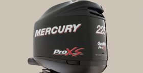 Mercury 225 Pro Optimax Outboard