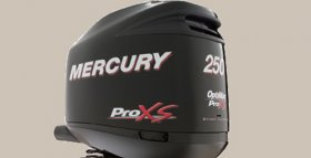 Mercury 250  Pro Optimax