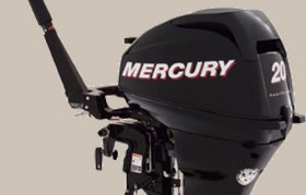 Mercury 20 HP FourStroke Outboard