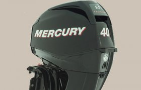 Mercury 40 HP EFI Outboard