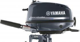 Yamaha 6.0 HP