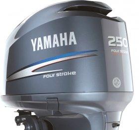 Yamaha 250 HP