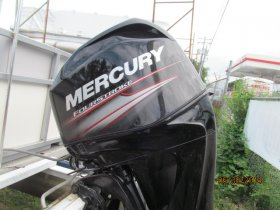 Used 2013 Mercury 40ELPT Bif Foot 4 Stroke for sale