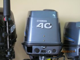 Yamaha 40TLRB
