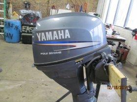 2001 Yamaha 25ELRA