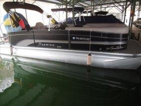 Used 2009 Premier Pontoons SunStation 235 w/PTX tritoon Power Boat for sale