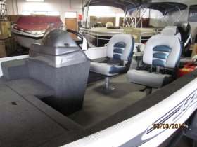 Used 2012 Lowe Angler 160S Power Boat for sale