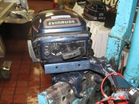 Pre-Owned 1991 Evinrude for sale