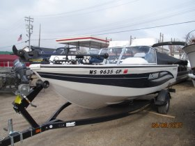 Pre-Owned 2002 Lowe 175 Fish & Ski for sale