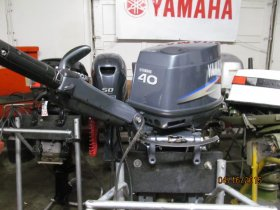 Pre-Owned 2004 Yamaha  Boat for sale
