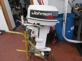 Used 1994 Johnson J25TELERC for sale