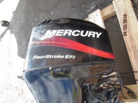 Pre-Owned 2003 Mercury  Boat for sale