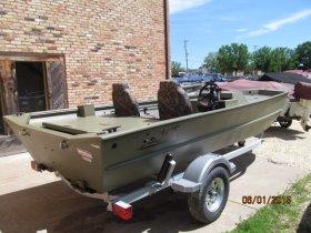 RoughNeck Jon Boat