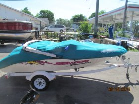 Used 1997 Sea Ark SeaDoo Speedster Power Boat for sale