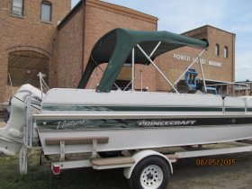 Used 1999  powered Princecraft Boat for sale