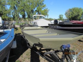 New 2016 Lowe RoughNeck 2070 Jon for sale