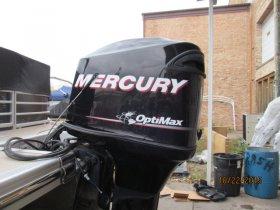 Pro-owned Mercury 135L OptiMax
