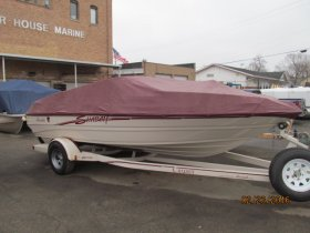 Used 1996 Mariah Boats 180
