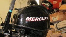Used Mercury 25MH four stroke EFI for sale