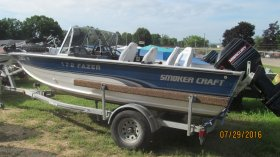 Used 1992  powered Smoker Craft Boat for sale