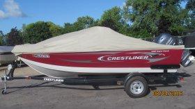 Pre-Owned 2012 Crestliner Power Boat for sale