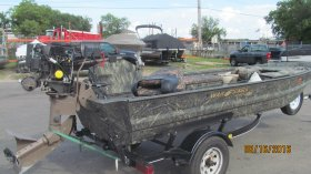 Used 2015 War Eagle Boats for sale