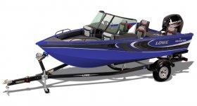 New 2017 Lowe FS1610 Power Boat for sale