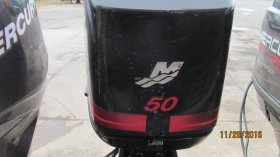 2008 Mercury 50ELPT four stroke for sale