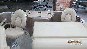 2017 Bennington 20SSX Stern Fishing for sale