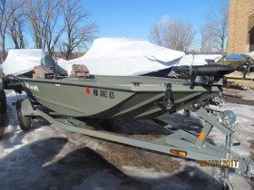 Used 2011 Polar Kraft MV1780 w/ Yamaha 50 for sale