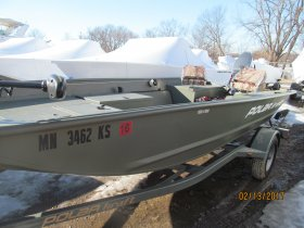 Used 2011 Polar Kraft MV1780for sale