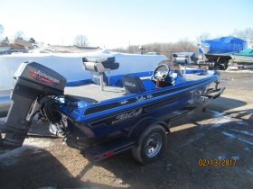 Used 1999  TideCraft Spitfire Power Boat for sale